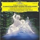 Wolfgang Amadeus Mozart - Mozart: Klarinettenkonzert; Konzert für Flöte & Harfe (1985)
