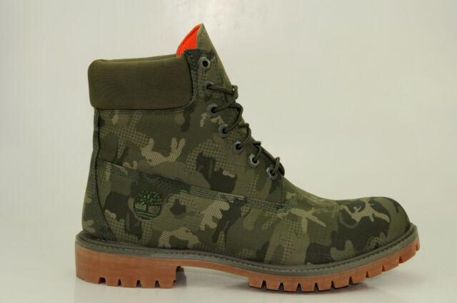 pala Cuervo paño  Timberland 6 Inch Premium botas talla 38 EEUU 7W impermeable mujer de  Cordón for sale online   eBay