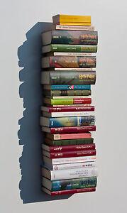 Details zu Flying Books Bücherturm Systemregal Loft Wohnzimmer  Wohnaccessoir Designer-Regal