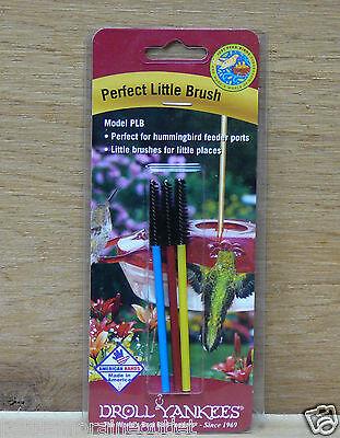 Perfect Littl... Small Cleaning Brushes Droll Yankees Hummingbird Feeder Brush