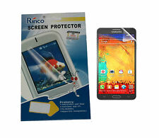 For Samsung Galaxy Note 3 N9000 III Clear Screen Protector Foil LCD Cover Guard