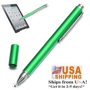 Fine Point Round Thin Tip Premium Capacitive Stylus Pen for iPad 2//3//4//air//mini