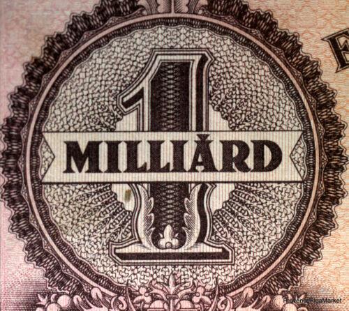 CADEAU HUMOUR       1 MILLIARD   de Pengo , 1 000 000 000 , 1946