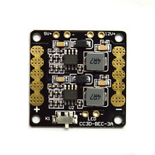 CC3D Power Distribution Board With 3A BEC Output 5V 12V FPV