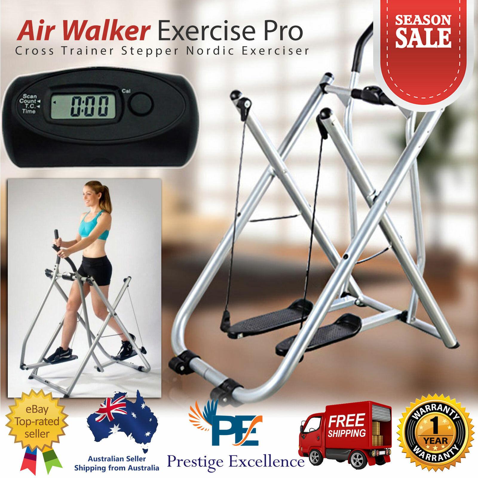 Air Walker Exercise Pro Cross Trainer