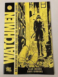 DC-Watchmen-Movie-2nd-Printing-2009-Comic-Con-Exclusive-Brand-NEW-Unread