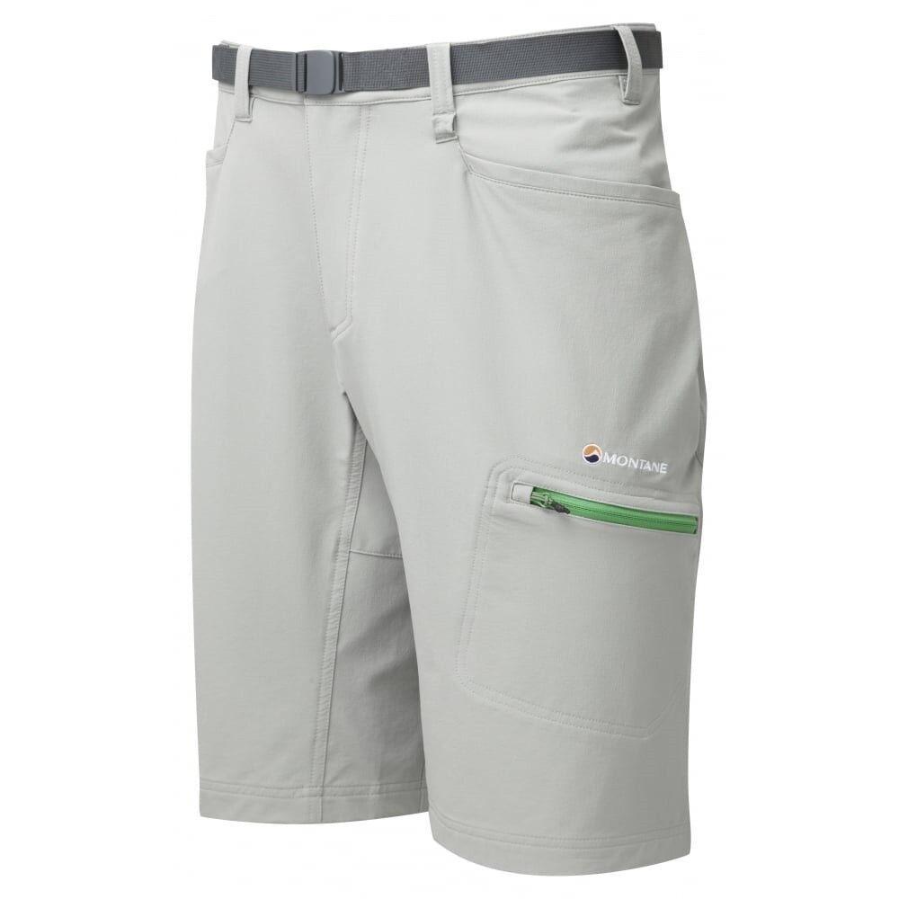 Montane Dyno Stretch Shorts Men Outdoorshort für Herren cloudburst grau