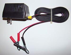 Volt Car Battery Charger Rejuvenator Desulfator