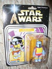 Star Wars Kubrick Medicom Toy Boba Fett Droids Cartoon Figure Limited Edition