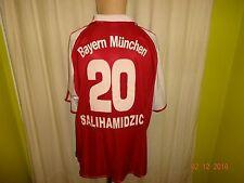 """FC Bayern München Adidas Trikot 03/04 """"-T---Mobile-"""" + Nr.20 Salihamidzic Gr.XXL"""