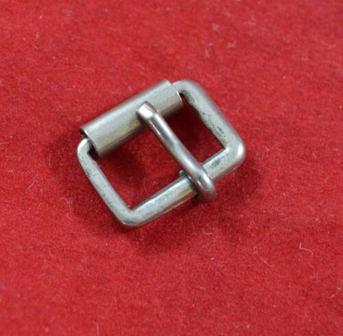 GERMAN WWII WEHRMACHT SMALL STRAP BUCKLE STEEL FROM EQUIPMENT WAR RELIC