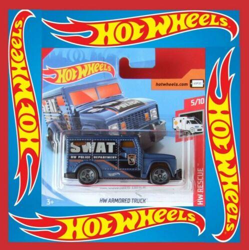 Hot Wheels 2019   ARMORED TRUCK  TREASURE HUNT    182//250 NEU/&OVP