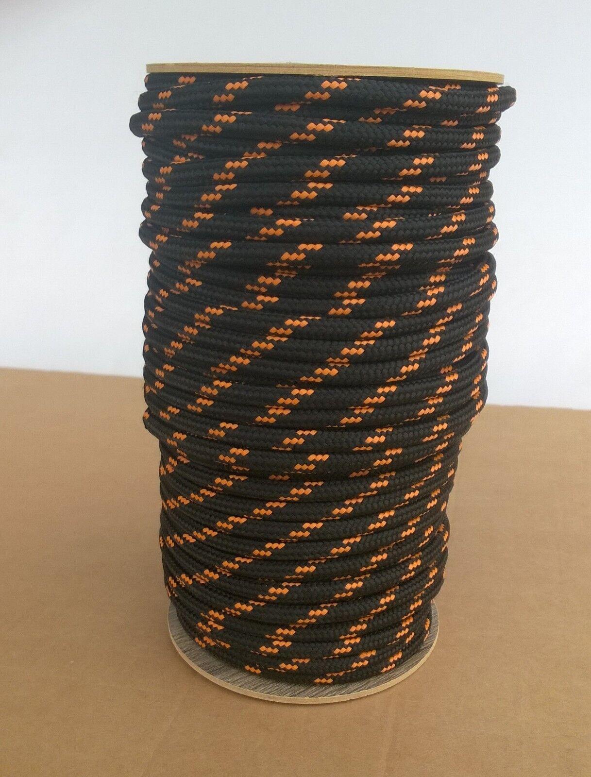 2 - 16mm Polypropylenseil, Schnur PP  /uniwersal /uniwersal  16-Fach geflochten mit Kern b81c76