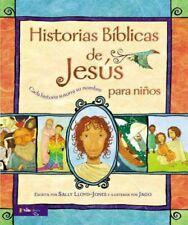 Jesus Storybook Bible: Historias Bíblicas de Jesús para Niños : Cada Historia Susurra Su Nombre by Zondervan Staff and Sally Lloyd-Jones (2013, Hardcover)