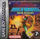 Metroid: Zero Mission (Nintendo Game Boy Advance, 2004) - European Version