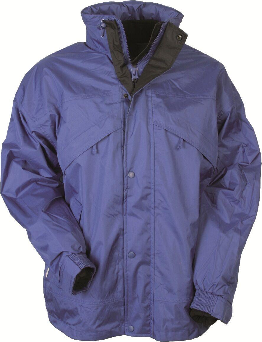 3 in 1 Wasserdichte Jacke mit herausnehmbarer Fleece