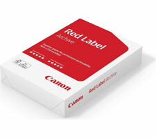 CANON A3 Red Label Superior Paper - 500 Sheets - Currys