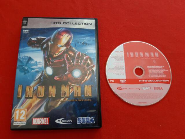 IRON MAN LE JEU VIDEO OFFICIEL PC DVD-ROM VF