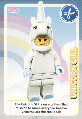 Lego Create The World Cards Pick From List 2017