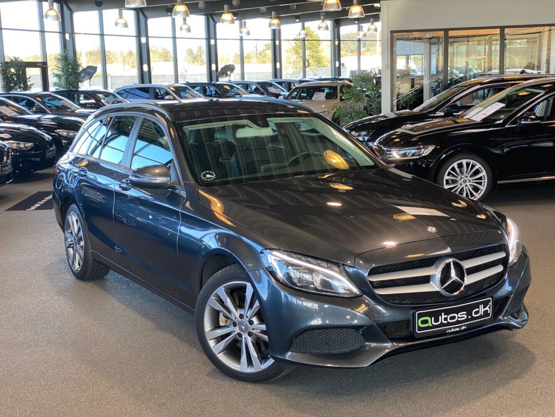 Mercedes C300 h 2,2 Avantgarde stc. aut. 5d - 2.895 kr.