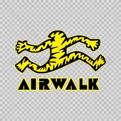Decals Sticker Airwalk Board Sport Culture 20 15004
