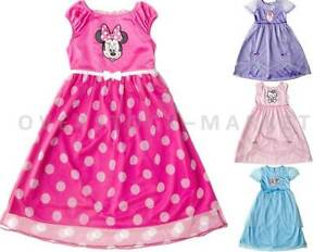 Baby & Toddler Clothing Beautiful New Girls Komar Kids Nightgown Sleepwear Or Costume Dress Variety Sizes & Colors Be Shrewd In Money Matters Kids' Clothing, Shoes & Accs