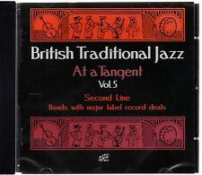 British Traditional Jazz: At A Tangent vol. 5 (brand new CD)