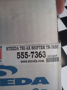 Steeda 555-7363 Tri-Ax Aluminum Shifter