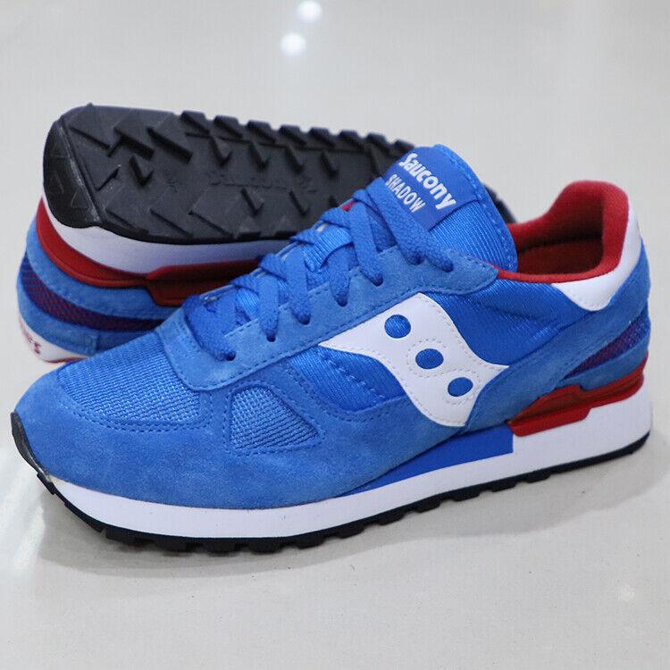 Details about Saucony A19us men's shoes low sneakers S2108 534 SHADOW ORIGINAL