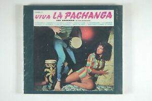 JOE SHERMAN Que Viva La Pachanga LATIN CD NO BARCODE ...
