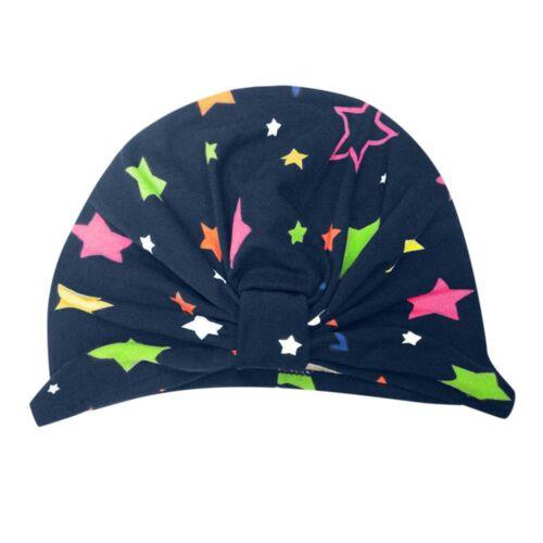 Hairband Newborn Toddler Kids Baby Boy Girls Turban Beanie Hat Headwear Cap CA