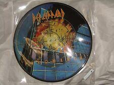 "Rare New 2006 Def Leppard Pyromania 12"" Vinyl LP Picture Disc Album Never Opened"