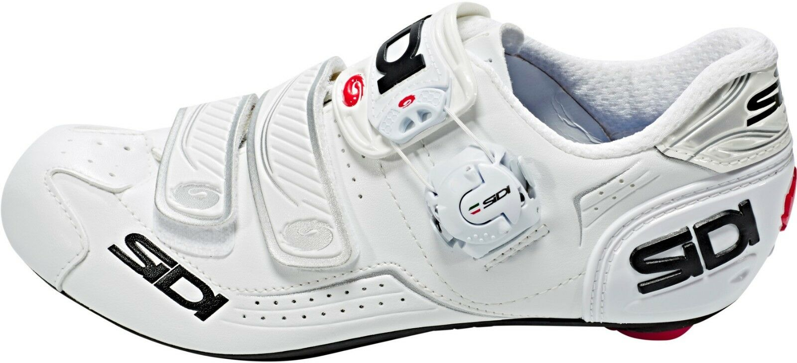 Offertaaa shoes Sidi Road Alba White 2019  number 47  clearance up to 70%