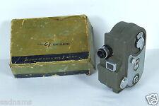 Cinemaster II G-8 Cine Movie Camera 8mm film Camera