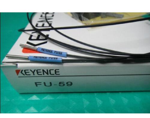 Keyence Fiber Optic Sensor FU-59  FU59 NEW