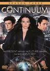 Continuum - Season 3 DVD 2015 Rachel Nichols Victor Webster