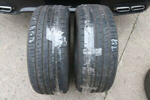 Paire-de-2-gremax-capturar-CF19-budget-tyres-245-45-ZR18-6-5-mm-No-Reparations