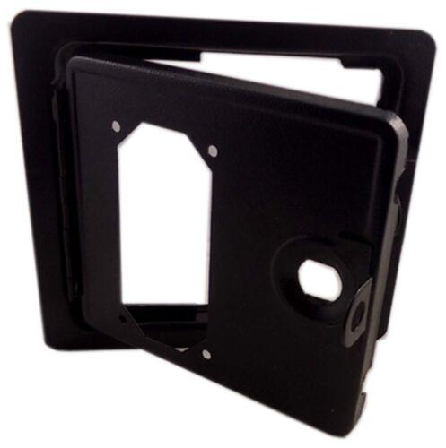 Coin door Porte pour borne d/'arcade avec réservation pour 1 monnayeur