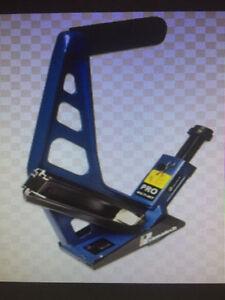 Image Is Loading 16 Ga Manual Floor L Nailer H330L