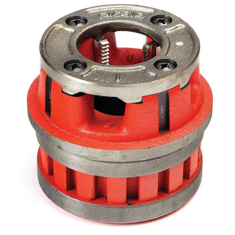 Ridgid 12-R 1-1 4  Capacity NPT Alloy RH Manual Pipe Threader 37405 NEW