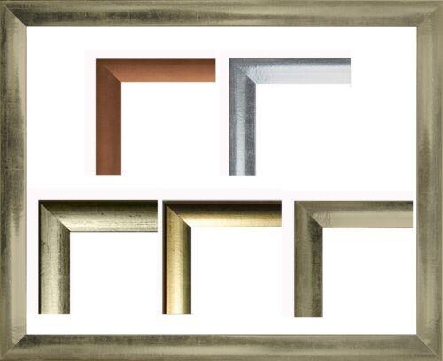 Pisa MDF-Bilderrahmen Metall I von 80 x 80 bis 80 x 89 cm