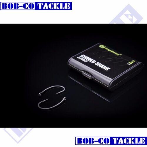 Ridge Singe RM-Tec Curve Shank hook