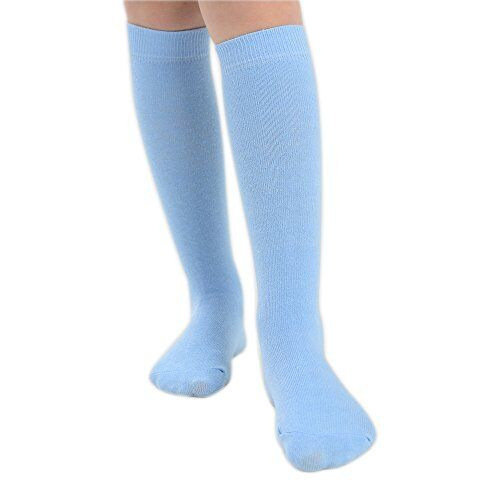 3 Pairs of Baby and Girls Betta Knee High Socks Available Range Colours /& Sizes