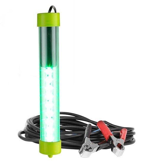 Quarrow Portable  36 LED Submersible Green Fishing Light 12V Fish Attractor  high quality genuine