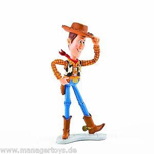 Aufsteller & Figuren Toy Story Sheriff Woody Figur Bullyland 12761 Neue Sorten Werden Nacheinander Vorgestellt