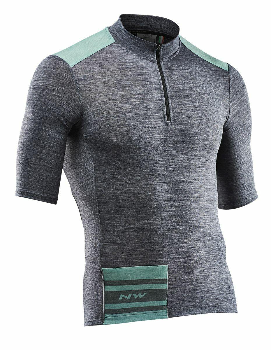 Northwave Epic bicicleta camiseta corta gris 2019