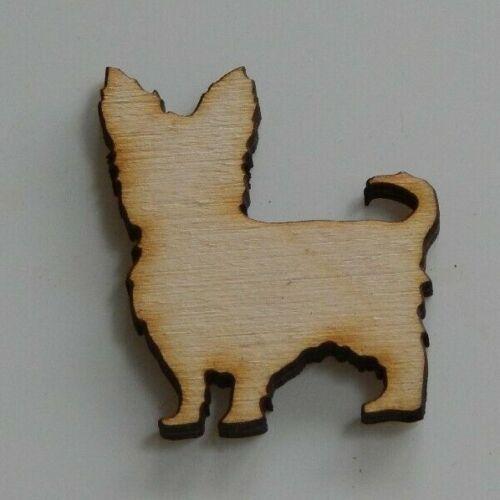 Contorno de perro Corte Láser de 4mm contrachapado de abedul