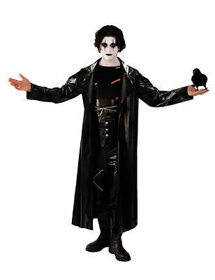 Gothic 'The Crow' Avenger Costume