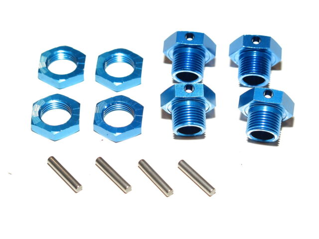 4 Associated 89096 Wheel Hex Pins RC8