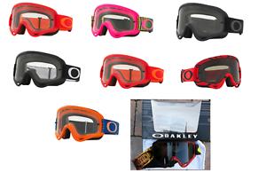 205164f2a1cd6 Caricamento dell immagine in corso Oakley-o-Frame-Occhiali-Occhiali -da-Cross-Motocross-